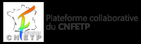 Plateforme collaborative du CNFETP
